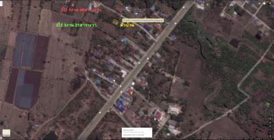 บ้านพร้อมที่ดิน 3500000 ลพบุรี โคกสำโรง ห้วยโป่ง